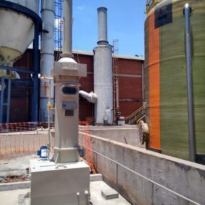 Exaustão de gases
