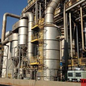 Filtração na indústria química