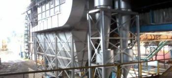 Ciclones separadores de particulas