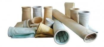 Manutenção em filtro de manga