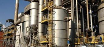 Sistema de despoeiramento industrial